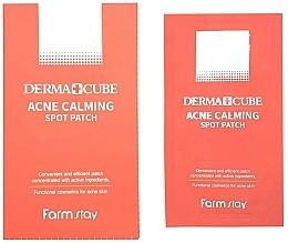 Kup Łagodzące plastry na wypryski - FarmStay Derma Cube Acne Calming Spot Patch