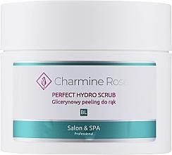Kup Glicerynowy peeling do rąk - Charmine Rose Perfect Hydro Scrub