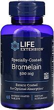 Kup Bromelaina w tabletkach - Life Extension Bromelain