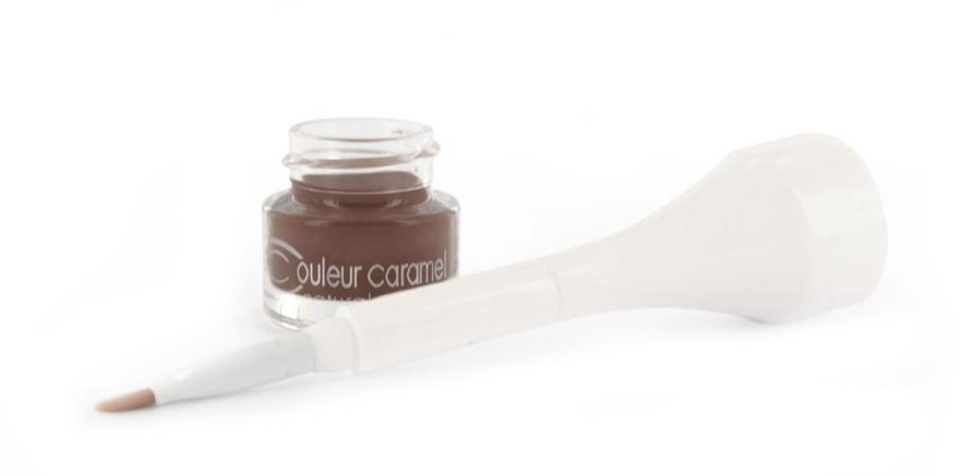 Naturalny żel do brwi - Couleur Caramel Brow Gel Teint — фото N1