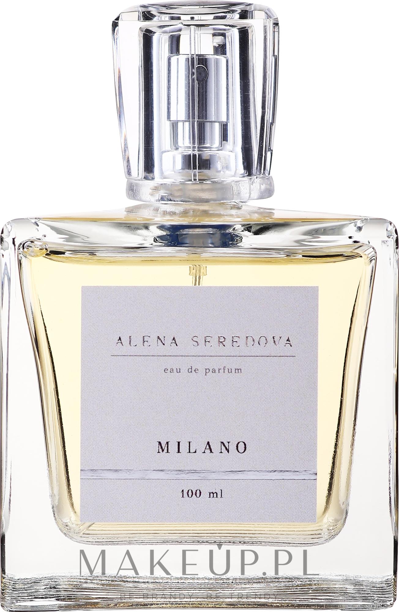 alena seredova milano woda perfumowana 100 ml