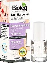 Kup Akrylowy utwardzacz do paznokci - Bioteq Nail Hardener With Acrylic