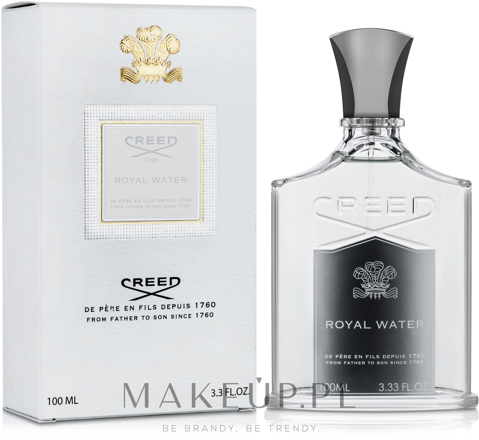 Creed Royal Water - Woda perfumowana — фото 100 ml