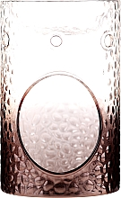 Kup Szklany lampion na świecę - Yankee Candle Sheridan Hammered Glass Melt Warmer
