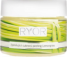 Kup Zmiękczający peeling cukrowy do ciała Trawa cytrynowa - Ryor