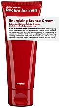 Kup Krem brązujący do ciała dla mężczyzn - Recipe For Men Energizing Bronze Cream