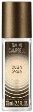 Kup Naomi Campbell Queen of Gold - Perfumowany dezodorant w atomizerze