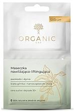 Kup Nawilżająco-liftingująca maseczka do cery suchej i dojrzałej - Organic Lab Lifting And Moisturising Face Mask Avocado And Pumpkin