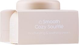 Kup Wygładzający suflet nawilżający do twarzy - Nacomi Smooth Cozy Souffle