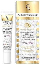 Kup Skoncentrowany dermo kem-serum pod oczy i na powieki 50+/70+ - Christian Laurent Botulin Revolution Concentrated Dermo Cream-Serum