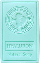 Kup Naturalne mydło w kostce Kwas hialuronowy - Stara Mydlarnia Body Mania Hyaluron Natural Soap
