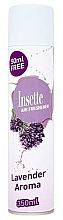 Kup Odświeżacz powietrza w sprayu Lawenda - Insette Air Freshener Lavender Aroma Spray