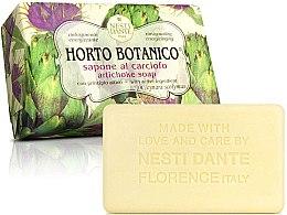 Kup Energizujące mydło w kostce Karczoch - Nesti Dante Horto Botanico Artichoke Soap