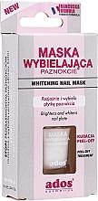 Kup Maska wybielająca paznokcie - Ados Whitening Nail Mask