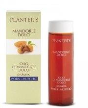 Kup Olej z słodkich migdałów Piżmo i jeżyna - Planter's Sweet Almond Oil Blackberry & Musk