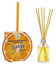 Kup Dyfuzor zapachowy Energetyzująca pomarańcza - La Casa de Los Aromas Energy Reed Diffuser