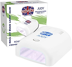 Kup Lampa UV do paznokci, biała - Ronney Professional Judy UV 36W (GY-UV-230) Lamp