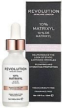 Kup Serum przeciw drobnym zmarszczkom - Makeup Revolution Skincare Wrinkle and Fine Line Reducing Serum 10% Matrixyl