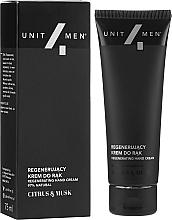 Kup Regenerujący krem do rąk dla mężczyzn - Unit4Men Citrus & Musk Revitalizing Hand Cream