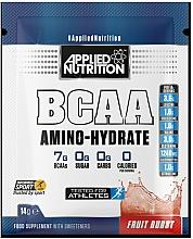 Kup Białko serwatkowe dla sportowców o smaku owocowym - Applied Nutrition BCAA Amino-Hydrate Fruit Burst (saszetka)