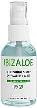 Kup Odświeżająca woda do ciała i twarzy - Ibizaloe Sky Water Aloe Vera