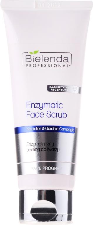 Enzymatyczny peeling do twarzy - Bielenda Professional Face Program Enzymatic Face Scrub — фото N1