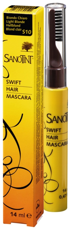 Tusz do włosów - Sanotint Swift Hair Mascara  — фото N1