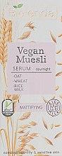 Kup Matujące serum do twarzy - Bielenda Vegan Muesli