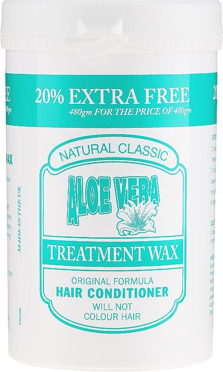 Odżywka do włosów Aloes - Natural Classic Aloe Vera Hair Conditioner — фото N3