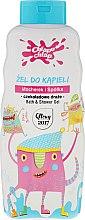 Kup Żel do kąpieli o zapachu czekoladowych draży dla dzieci Moherek i spółka - Chlapu Chlap