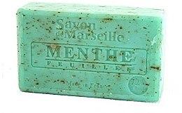 Kup Naturalne mydło w kostce Liście mięty - Le Chatelard 1802 Menthe Soap