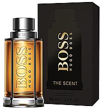 Kup PRZECENA! Hugo Boss The Scent - Lotion po goleniu *