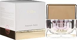 Kup Nawilżający krem do twarzy z ekstraktem z białej trufli - D'Alba Ampoule Balm White Truffle Whitening Cream