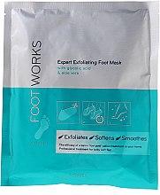Kup Złuszczająca maska do stóp Skarpetki z kwasem glikolowym i aloesem - Avon Foot Works