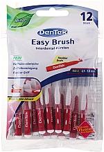 Kup Szczoteczki do czyszczenia przestrzeni międzyzębowych - DenTek Easy Brush