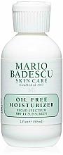 Kup PRZECENA! Nawilżający krem do twarzy SPF 17 - Mario Badescu Oil Free Moisturizer Broad Spectrum SPF 17 *