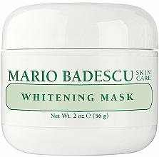 Kup Wybielająca maska do twarzy - Mario Badescu Whitening Face Mask