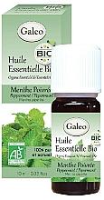 Kup Organiczny olejek eteryczny z mięty pieprzowej - Galeo Organic Essential Oil Peppermint