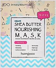 Kup Odżywcza maska w płachcie do twarzy z masłem shea - Huangjisoo Shea Butter Nourishing Mask