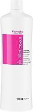 Kup Szampon do włosów farbowanych - Fanola After Colour-Care Shampoo