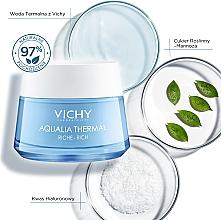 Bogaty krem intensywnie nawilżający do skóry suchej i bardzo suchej - Vichy Aqualia Thermal Rich Cream — фото N9