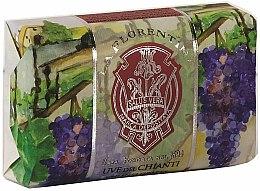 Kup Mydło w kostce Winogrona Chianti - La Florentina Tuscany Chianti Grapes Luxury Single Soap