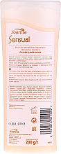 Odżywczo-regenerujący balsam do ciała z olejem arganowym - Joanna Sensual — фото N2