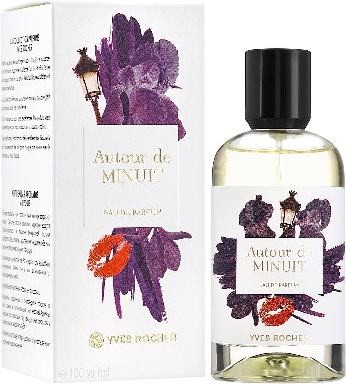 PRZECENA! Yves Rocher Autour de Minuit - Woda perfumowana * — фото N2
