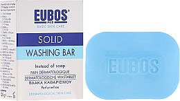 Kup Bezalkaiczna kostka bezzapachowa do mycia - Eubos Med Basic Skin Care Solid Washing Bar