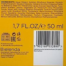 Odżywczo-nawilżający krem do twarzy Miód Manuka i mleczko pszczele - Bielenda Manuka Honey Nutri Elixir Day/Night Cream — фото N3