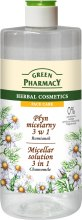 Kup Płyn micelarny 3 w 1 Rumianek - Green Pharmacy Micellar Solution 3 in 1 Chamomile