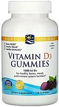 Kup Suplement diety Witamina D3, 1000 IU - Nordic Naturals Vitamin D3 Gummies Wild Berry