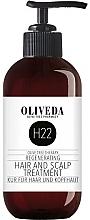 Kup Regenerujące serum do włosów i skóry głowy - Oliveda H22 Hair and Scalp Treatment