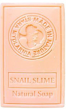 Kup Naturalne mydło ze śluzem ślimaka - Stara Mydlarnia Body Mania Snail Slime Natural Soap